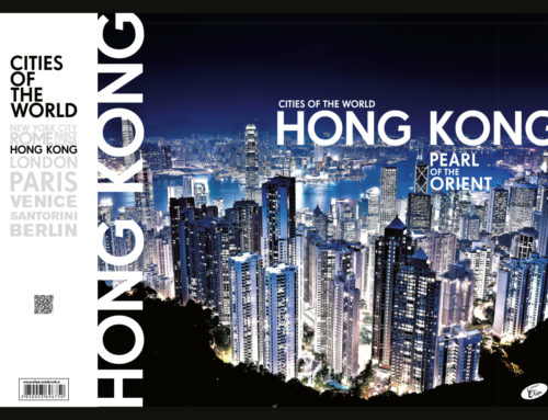 Cities by day – Hong Kong