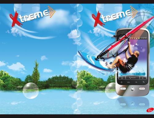 Xtreme sport – Windsurfing