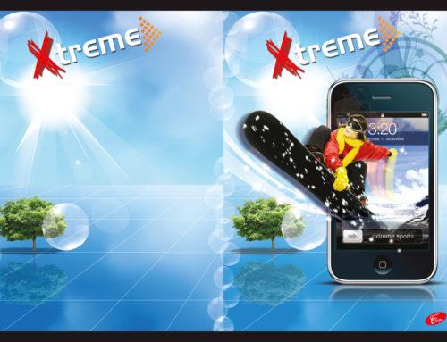 Xtreme sport – Skiboarding