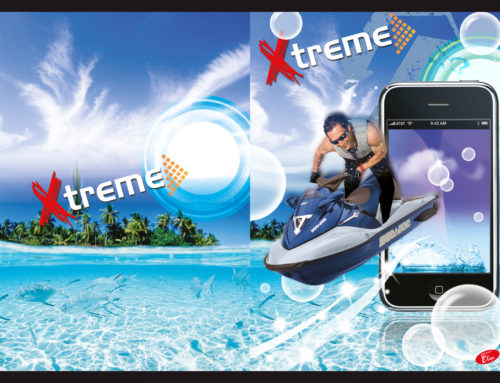 Xtreme sport – Sea scooter