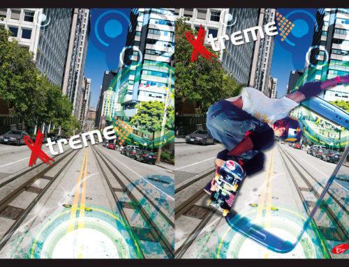 Xtreme sport – Skating
