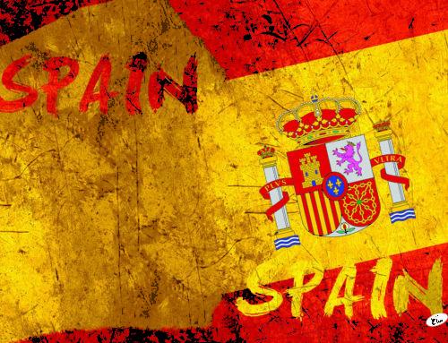 Flags – Spain