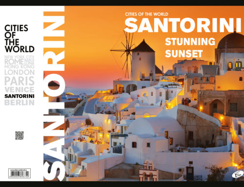 Cities by day – Santorini