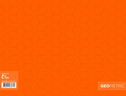 Geometric – Orange
