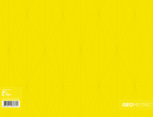 Geometric – Yellow